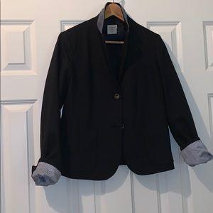 {Gap} Navy academy blazer sz 10 EUC